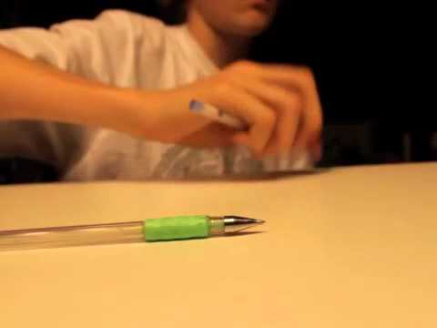 SICK PEN TAPPING!!!