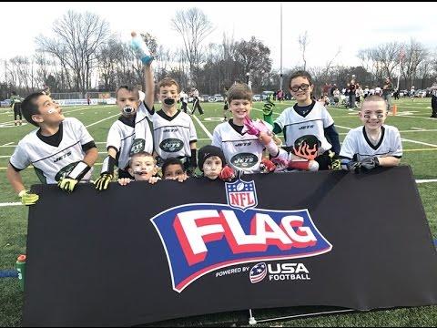 Flag Football Highlights-NFL Play60 Regional Tournament!