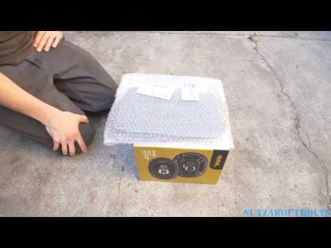 2001-2005 Toyota Camry Speakers and Grills replacement