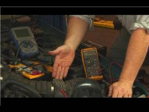 Auto Repair & Maintenance : How to Know if a Mass Air Flow Sensor Is Bad