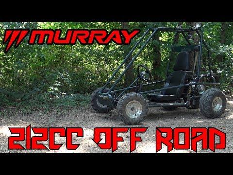 Murray Explorer Off Road Go Kart Build Stage 1