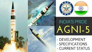 Agni 5 Missile - All Updates About Agni 5 Missile | DRDO Agni-V Current Status (Hindi)