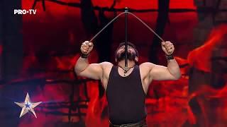 AZERI BROTHERS - Romanii Au Talent 2019 - Semifinala 2