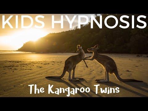 Kids Hypnosis - The Kangaroo Twins (help to sleep and build confidence and self esteem)