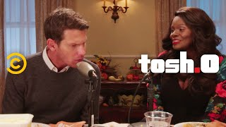Tosh.0 - ASMR Thanksgiving