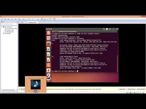 Instalacion del Servidor FTP en Ubuntu 14.04