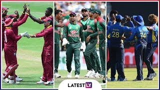 Which Teams Go Into The ICC Cricket World Cup 2019 As Underdogs?