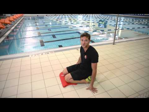 Stretches for the Breaststroke : Swimming Exercises