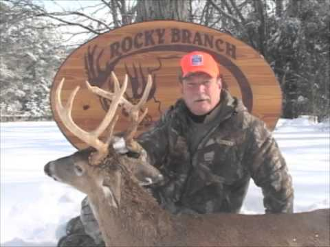 Get A Good Hunt In - Rocky Branch Outfitters Southern Illinois