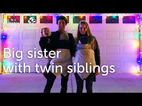 Being a big sister to twins | We're the Kahlers | Ep. 5