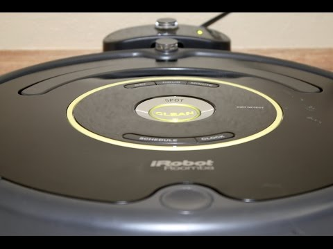 How to: Clean & Maintain your Roomba (650)