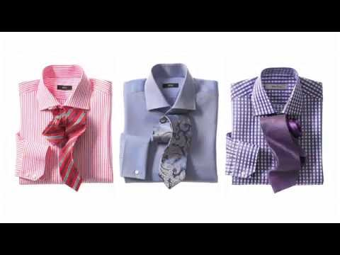 How To Mix & Match Your Shirt and Tie