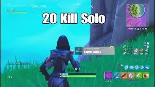20 Kill Solo On Builder Pro Fortnite Battle Royale Videos 9tubetv