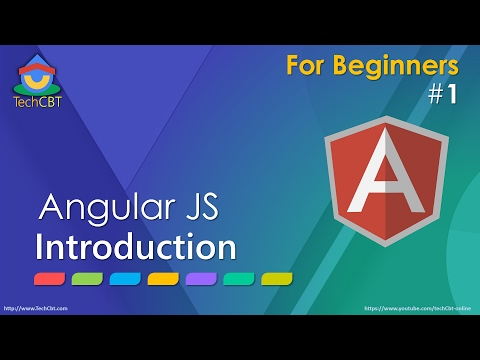 AngularJS: Basic Introduction (for very beginners)