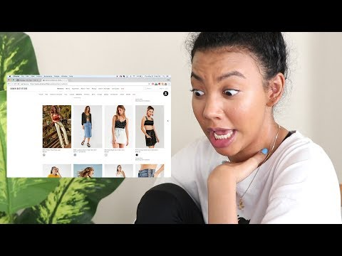 SHOP WITH ME: Tips For Shopping Online!