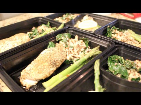 Meal Prepping for Busy Babes!!!