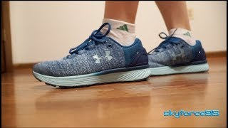 Under Armour Charged Bandit 3 Running Shoe Review