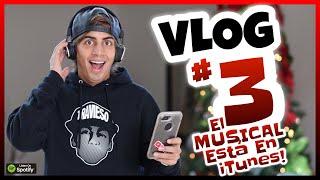 Daniel El Travieso Vlog #3 -  LES TENGO LA MEJOR NOTICIA DEL MUNDO!!!