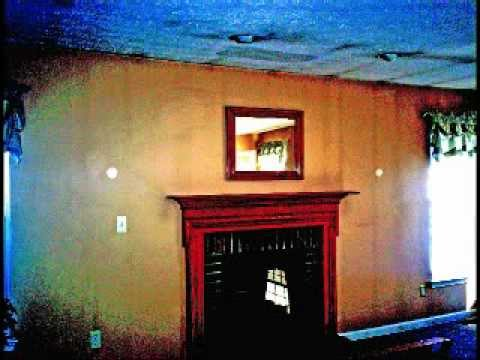 Cleveland home inspector inspecting black stains from candles Marko Vovk