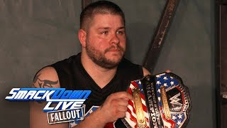 Can anyone dethrone Kevin Owens?: SmackDown LIVE Fallout, June 20, 2017