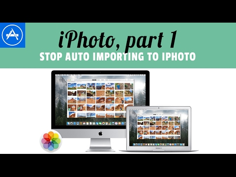 How to stop iPhoto/Photos from auto importing your images