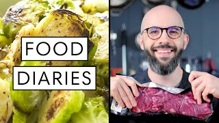 Everything Binging with Babish Eats in a Day   Food Diaries: Bite Size   Harper's BAZAAR