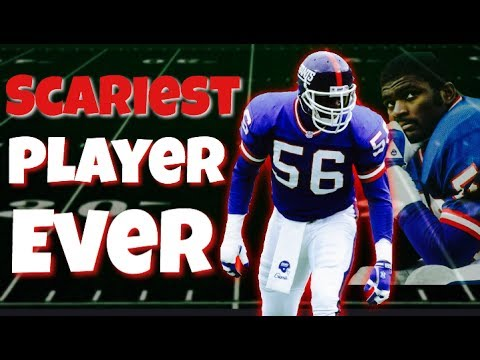 Meet The Most INTIMIDATING Player In NFL History