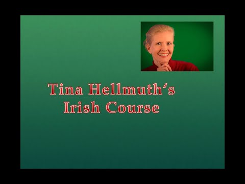 Learn to speak Irish in 15 minutes!