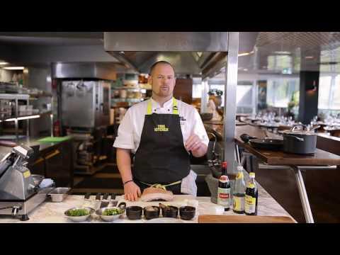 Chef Tony Twitchett's Red Braised Pork Belly
