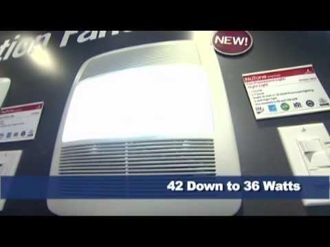 Broan-NuTone QT Series Bath and Ventilation Fans