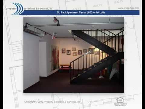 St. Paul Apartments  | 653 Artist Lofts