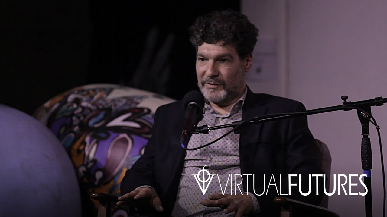 Harnessing Evolution - with Bret Weinstein   Virtual Futures Salon