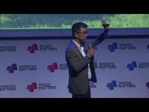 Howie Lau, Chief Marketing Officer, StarHub - All That Matters 2016