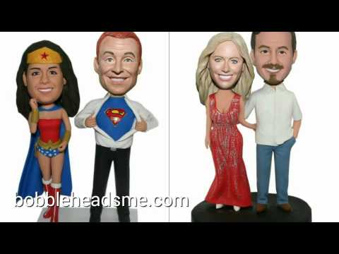 How to DIY a bobblehead doll at home