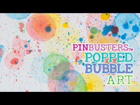 How To Make DIY Soap Bubble Art // DOES THIS WORK?