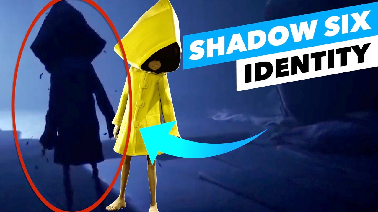 The HIDDEN SECRET of Who Shadow Six is - Little Nightmares 2 Theory