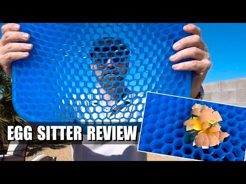 Egg Sitter Review: As Seen on TV Gel Cushion