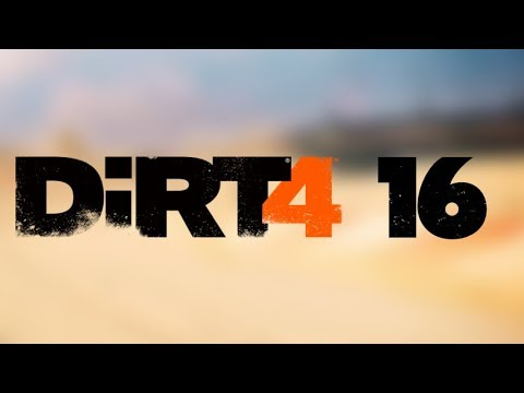 Dirt 4 Episode 16: Actual Fun with Rallycross