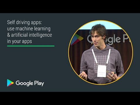 Use machine learning & artificial intelligence in your apps (Innovation track - Playtime EMEA 2017)