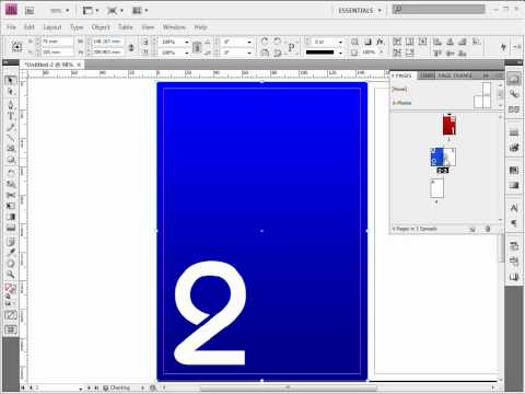create pdf pageflip tutorial CS4