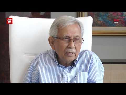 A conversation with Tun Daim Zainuddin