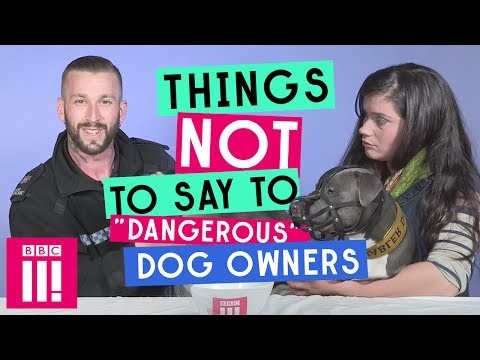 Things Not To Say To
