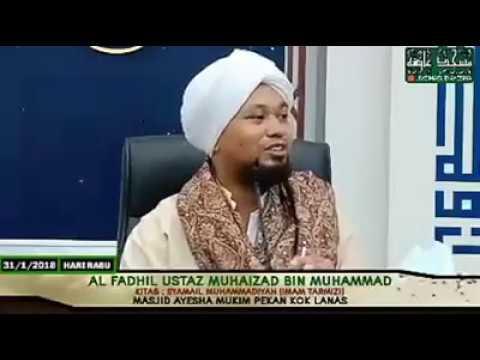 Apa itu DUNIA? : Al Fadhil Ustaz Muhaizad حفظه الله.
