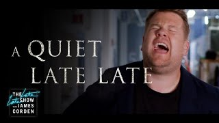 A Quiet Late Late - (
