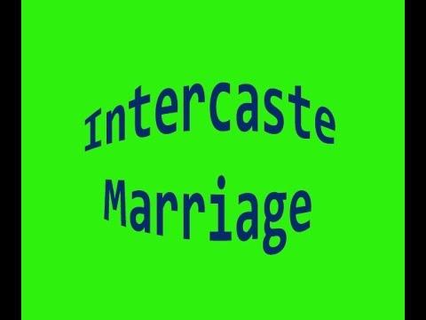 Intercaste Marriage -- अंतर्जातीय विवाह- Vedic astrology || KP Astrology
