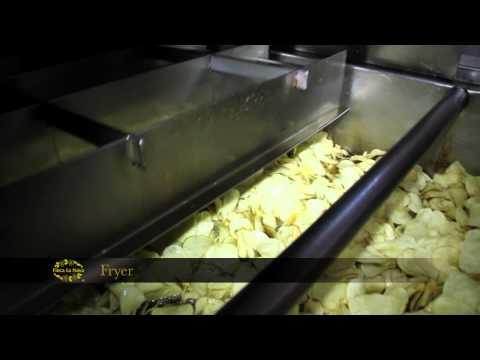 Finca La Nava Organic Potato Chips