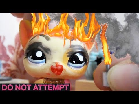 LPS: Bad Beauty Guru MAKEUP TUTORIAL DISASTER! 🙀 (Funny Skit)