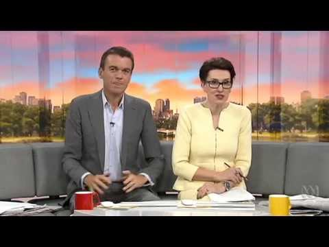 ABC Interview with Cate Sayers