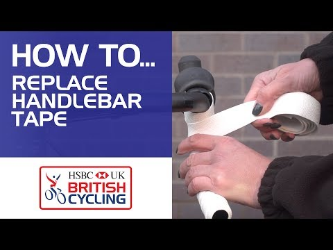 How to replace handlebar tape on your bike