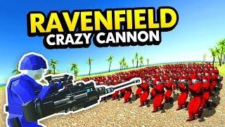 FORTNITE HYPER IMPULSE GRENADE! | Ravenfield Mod Gameplay
